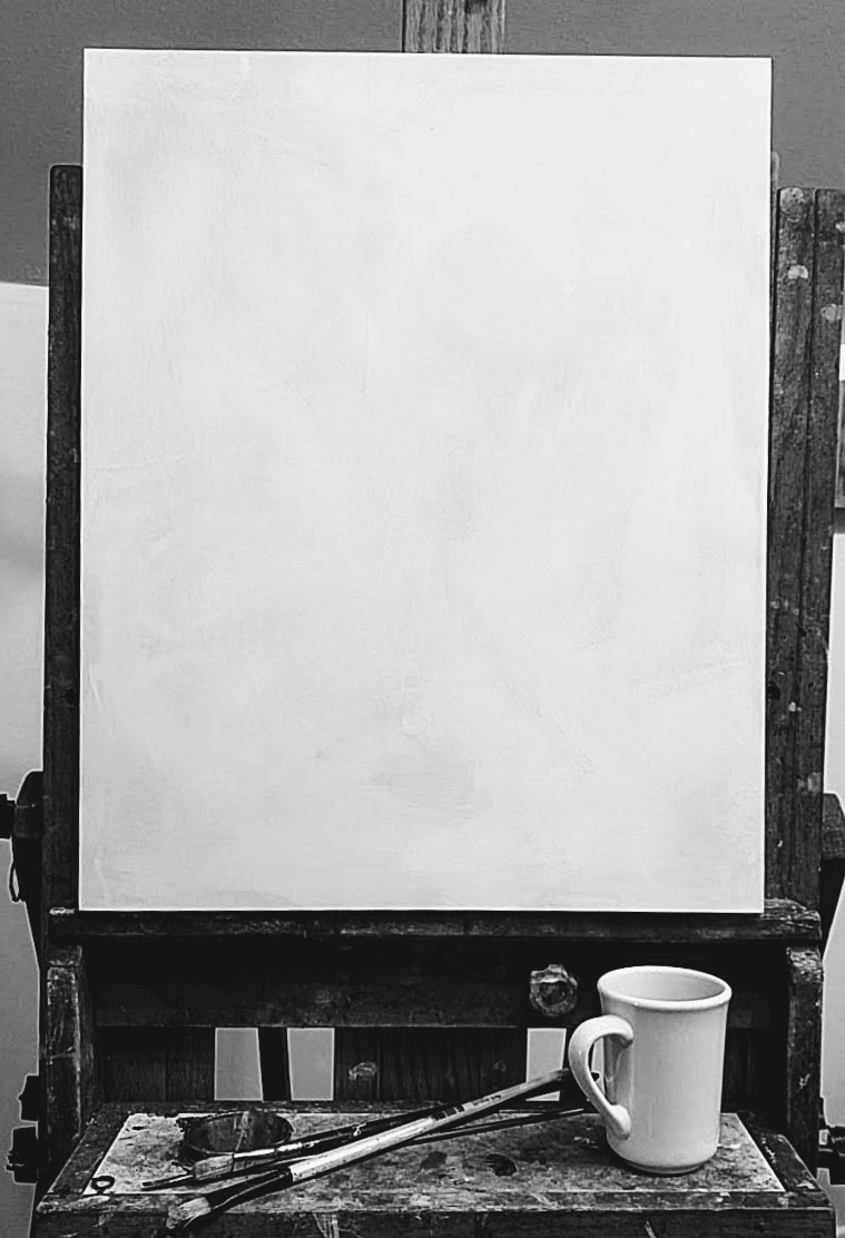 How to Start a Painting
